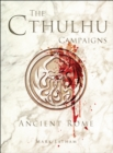 The Cthulhu Campaigns : Ancient Rome - Book