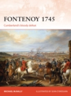 Fontenoy 1745 : Cumberland's bloody defeat - Book