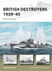 British Destroyers 1939 45 : Pre-war classes - eBook