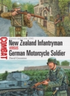New Zealand Infantryman vs German Motorcycle Soldier : Greece and Crete 1941 - Book