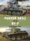 Panzer 38t vs BT-7 : Barbarossa 1941 - Book