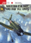 Nakajima B5N  Kate  and B6N  Jill  Units - eBook