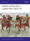 Armies of the First Carlist War 1833 39 - eBook