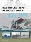 Italian Cruisers of World War II - Book