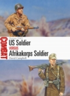 US Soldier vs Afrikakorps Soldier : Tunisia 1943 - Book
