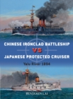 Chinese Battleship vs Japanese Cruiser : Yalu River 1894 - Book
