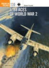 Ju 88 Aces of World War 2 - Book