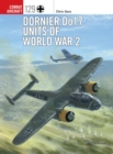 Dornier Do 17 Units of World War 2 - Book