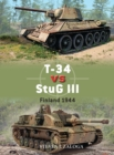 T-34 vs StuG III : Finland 1944 - Book