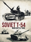 Soviet T-54 Main Battle Tank - Book