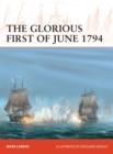 The Glorious First of June 1794 - Book