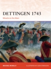Dettingen 1743 : Miracle on the Main - Book