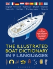 The Illustrated Boat Dictionary in 9 Languages - eBook