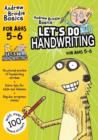 Let's do Handwriting 5-6 - Book