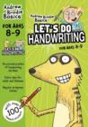 Let's do Handwriting 8-9 - Book