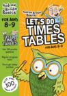 Let's do Times Tables 8-9 - Book