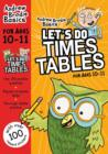 Let's do Times Tables 10-11 - Book