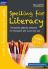 Spelling for Literacy for ages 5-6 - Book