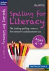 Spelling for Literacy for ages 6-7 - Book