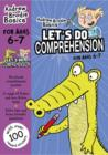 Let's do Comprehension 6-7 - Book