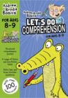 Let's do Comprehension 8-9 - Book