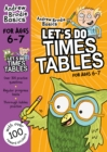 Let's do Times Tables 6-7 - eBook