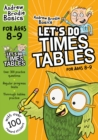 Let's do Times Tables 8-9 - eBook