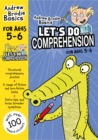 Let's do Comprehension 5-6 - eBook