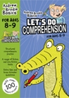 Let's do Comprehension 8-9 - eBook
