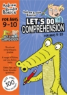 Let's do Comprehension 9-10 - eBook