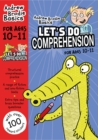 Let's do Comprehension 10-11 - eBook