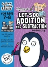 Let's do Addition and Subtraction 7-8 - Book