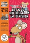 Let's do Multiplication and Division 9-10 - Book