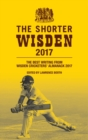 Wisden Cricketers' Almanack 2017 - Book