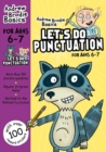 Let's do Punctuation 6-7 - Book