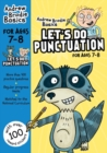 Let's do Punctuation 7-8 - Book