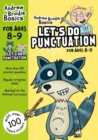 Let's do Punctuation 8-9 - Book