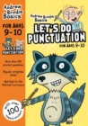 Let's do Punctuation 9-10 - Book