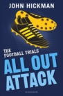 The Football Trials: All Out Attack - Book