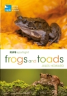 RSPB Spotlight Frogs and Toads - Book