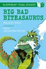 Big Bad Biteasaurus: A Bloomsbury Young Reader : Purple Book Band - Book