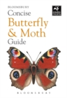 Concise Butterfly and Moth Guide - Book