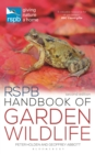 RSPB Handbook of Garden Wildlife : Second Edition - Book