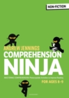 Comprehension Ninja for Ages 8-9 : Photocopiable comprehension worksheets for Year 4 - Book