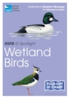 RSPB ID Spotlight - Wetland Birds - Book