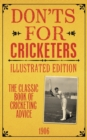 Don'ts for Cricketers : Illustrated Edition - Book