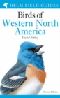 Field Guide to the Birds of Western North America - Book
