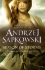 Season of Storms - Book