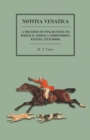 Notitia Venatica - A Treatise on Fox-Hunting to which is Added a Compendious Kennel Stud Book - eBook