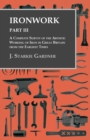 Ironwork - Part III - A Complete Survey of the Artistic Working of Iron in Great Britain from the Earliest Times - eBook